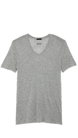 V Neck Modal T-Shirt by ATM Anthony Thomas Melillo in Avengers: Age of Ultron