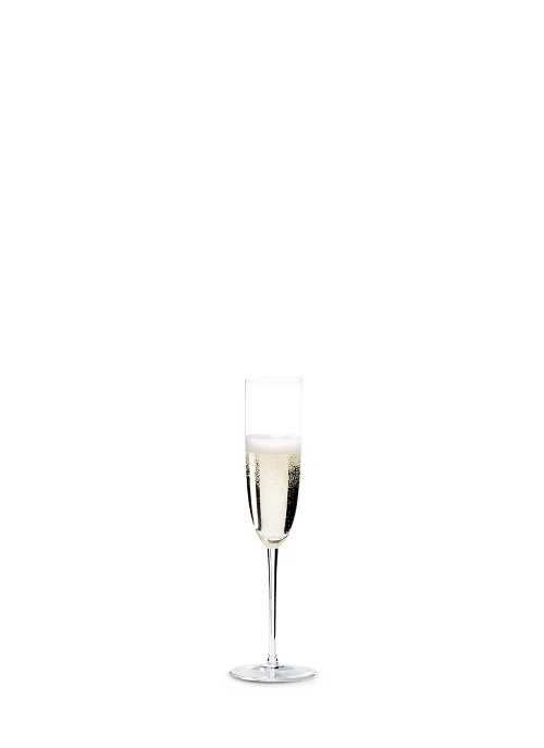 Sommeliers Champagne Flute Glass by Riedel in The Gunman