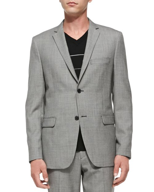 Rodolf CF Hyco Suit Jacket by Theory in Drive