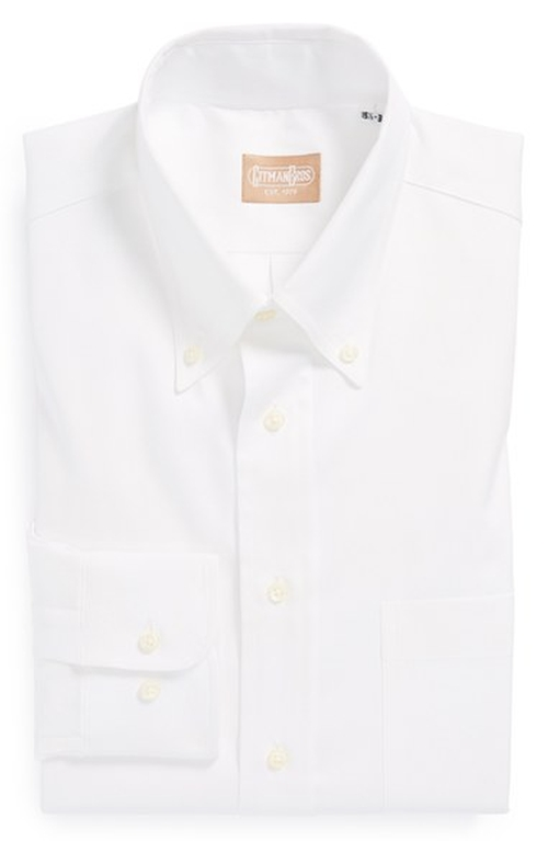 Oxford Dress Shirt by Gitman in The Martian