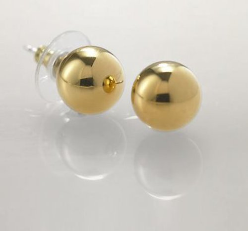 Ball Stud Earrings by Lauren Ralph Lauren in The Best of Me