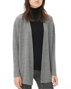 Gyselle Lace Back Cardigan by Sandro in Keeping Up With The Kardashians