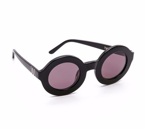 Twiggy Sunglasses by Wildfox in Scream Queens - Season 1 Episode 7
