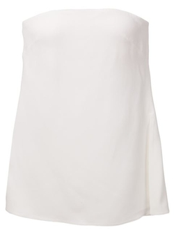 Strapless Top by Adam Lippes in Bridesmaids