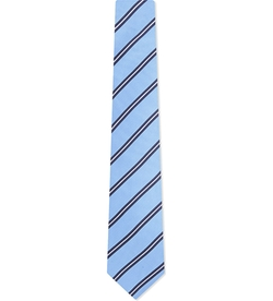 Two Tone Striped Silk Tie by Eton in Brooklyn Nine-Nine