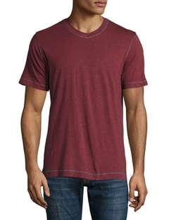 Nomads V-Neck T-Shirt by Robert Graham in MacGyver