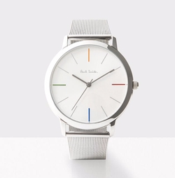 Silver 'Ma' Watch by Paul Smith in Designated Survivor