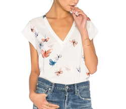 Rubina Blouse by Joie in New Girl
