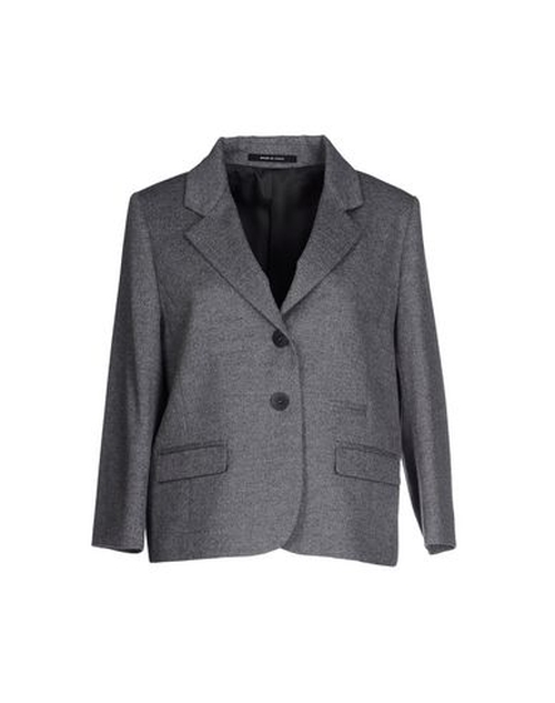 Velour Blazer by Tagliatore in Burn After Reading