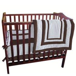 Double Hotel Porta Crib Bedding by BabyDoll Bedding in Neighbors