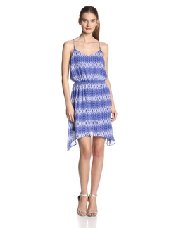 Women's Georgette Strappy Dress by Olive & Oak in Taken 3