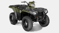 Sportsman 850 ATV by Polaris in Jurassic World