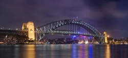 Sydney, New South Wales by Sydney Harbour Bridge in Keeping Up With The Kardashians