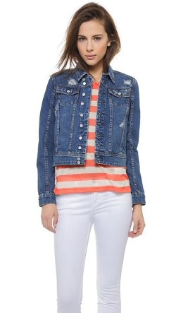 Jean Jacket by Blank Denim in Pitch Perfect 2