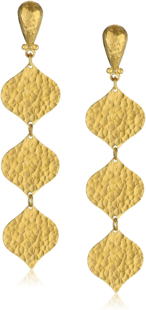 Clove Drop Earrings by Gurhan in Sex and the City