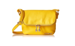 Wooster Street Foldover Mini Cross-Body Bag by Kenneth Cole Reaction in Unbreakable Kimmy Schmidt