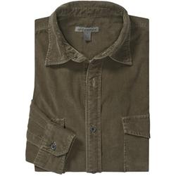 Vintage Cord Shirt - Long Sleeve by Martin Gordon in Sabotage