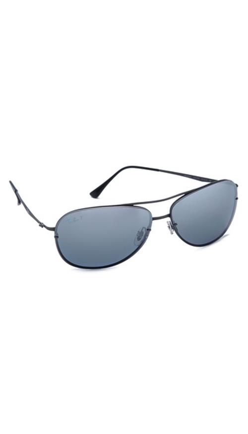 Lightweight Aviator Polarized Sunglasses by Ray-Ban in Wish I Was Here