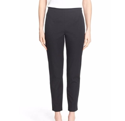 Woven Slim Ankle Pants by Ming Wang in Daddy's Home 2