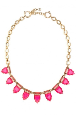 Eye Candy Necklace by Stella & Dot in Pretty Little Liars