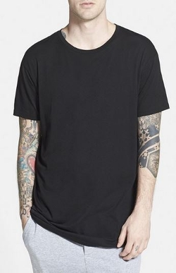 Thermal Tee Shirt by Helmut Lang in Fantastic Four