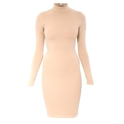 Turtleneck Dress by Ana & Elsa in Keeping Up With The Kardashians