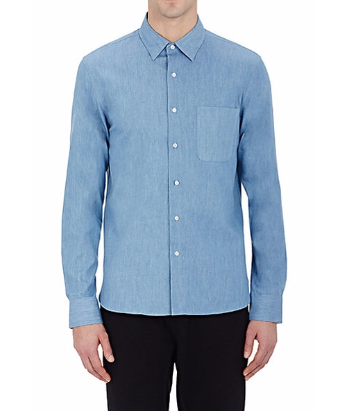 Chambray Shirt by Barneys New York in Teen Wolf - Season 5 Looks