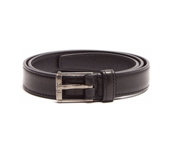 Skinny Leather Belt by Saint Laurent in Designated Survivor