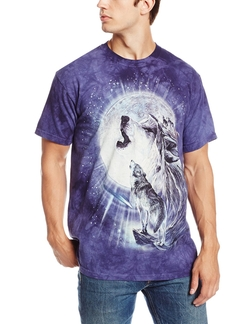 Full Moon Gravity Short Sleeve T-Shirt by Element in We Are Your Friends