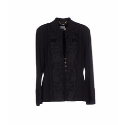 Embroidered Blazer by Moschino in Empire