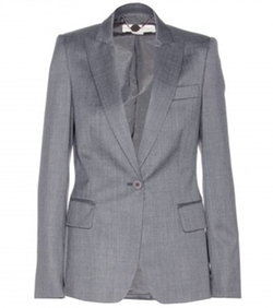 Wool Blazer by Stella Mccartney in The Hundred-Foot Journey