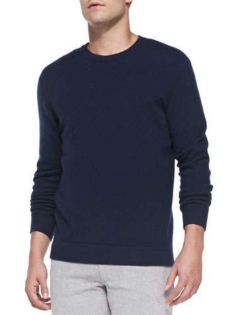 Cashmere Dermont Sweater by Theory in Black or White