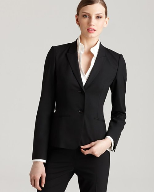 Jannami Blazer by Boss Hugo Boss in Entourage