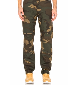 Ruck Double Knee Pants by Carhartt Wip in Logan Lucky