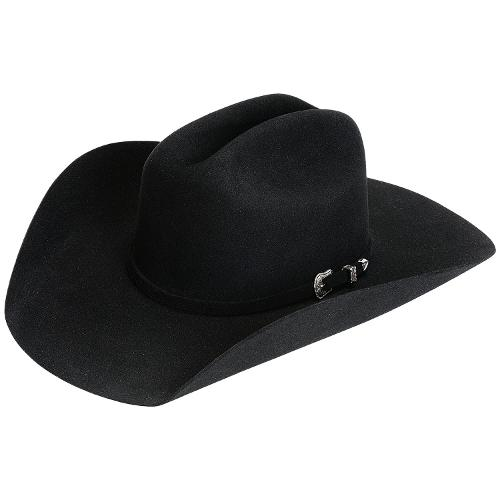 The Challenger Cowboy Hat - 5X Fur Felt by Resistol in Get On Up