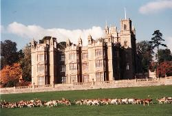 Berkshire, United Kingdom by Englefield House in X-Men: Days of Future Past