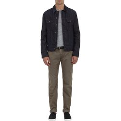 Harrow Denim Jacket by Rag & Bone in While We're Young