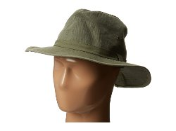 Wide Brim Fedora Hat by San Diego Hat Company in Wild