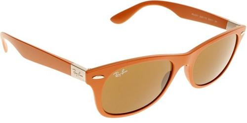 Unisex Adult Liteforce Rounded Wayfarer Sunglasses by Ray-Ban in The Other Woman