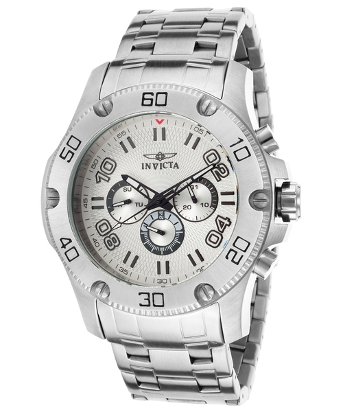 Pro Diver Multi-Function Stainless Steel Watch by Invicta in Brooklyn Nine-Nine