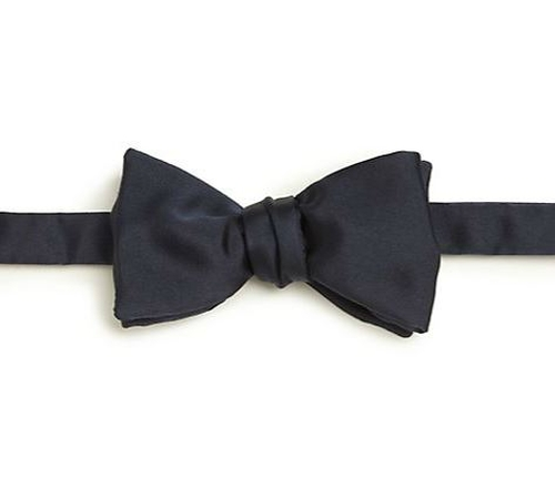 Blake Silk Bow Tie by Burberry London in The World is Not Enough