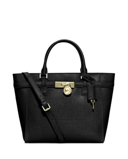 Hamilton Large Saffiano Tote Bag by Michael Michael Kors in Easy A