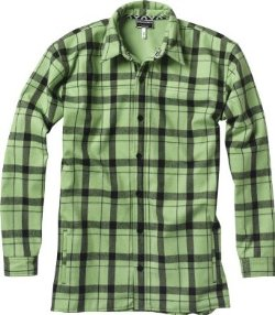 Hawthorne Plaid Shirt by Special Blend in Horrible Bosses 2