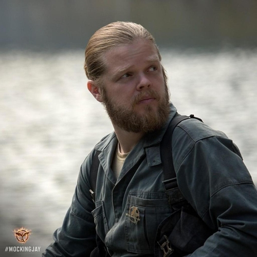 Custom Made Men's Coverall (Pollux) by Kurt and Bart (Costume Designer) in The Hunger Games: Mockingjay - Part 2