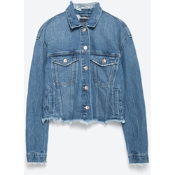 Denim Jacket by Zara in Pretty Little Liars