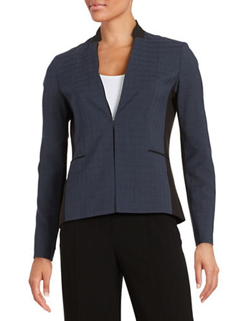Venus Colorblocked Blazer by T Tahari in How To Get Away With Murder - Season 3 Episode 4