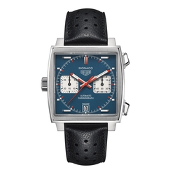 Monaco Calibre 11 Automatic Chronograph Watch by Tag Heuer in Kingsman: The Golden Circle
