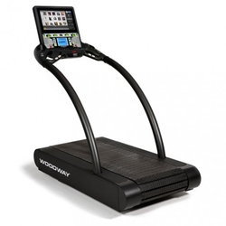 Four Front Fitness Treadmill by Woodway in Keeping Up With The Kardashians