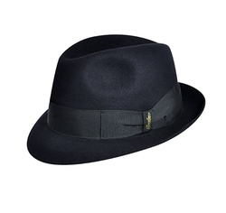 Tasso Fedora Hat by Borsalino in The Blacklist