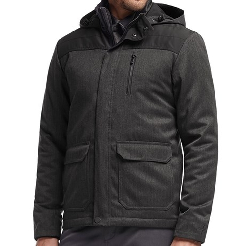 Ranger MerinoLOFT Hooded Jacket by Icebreaker in Everest